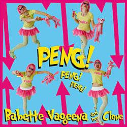 """BABETTE VAGEENA + ROXY EPOXY - Peng"""" Split-EP"""