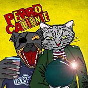 PERRO CALIENTE - Jóvenes Terroristas Marihuanas  EP